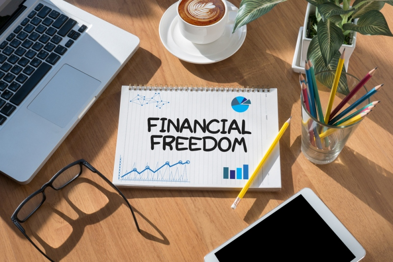 Mapping The Route To Financial Freedom
