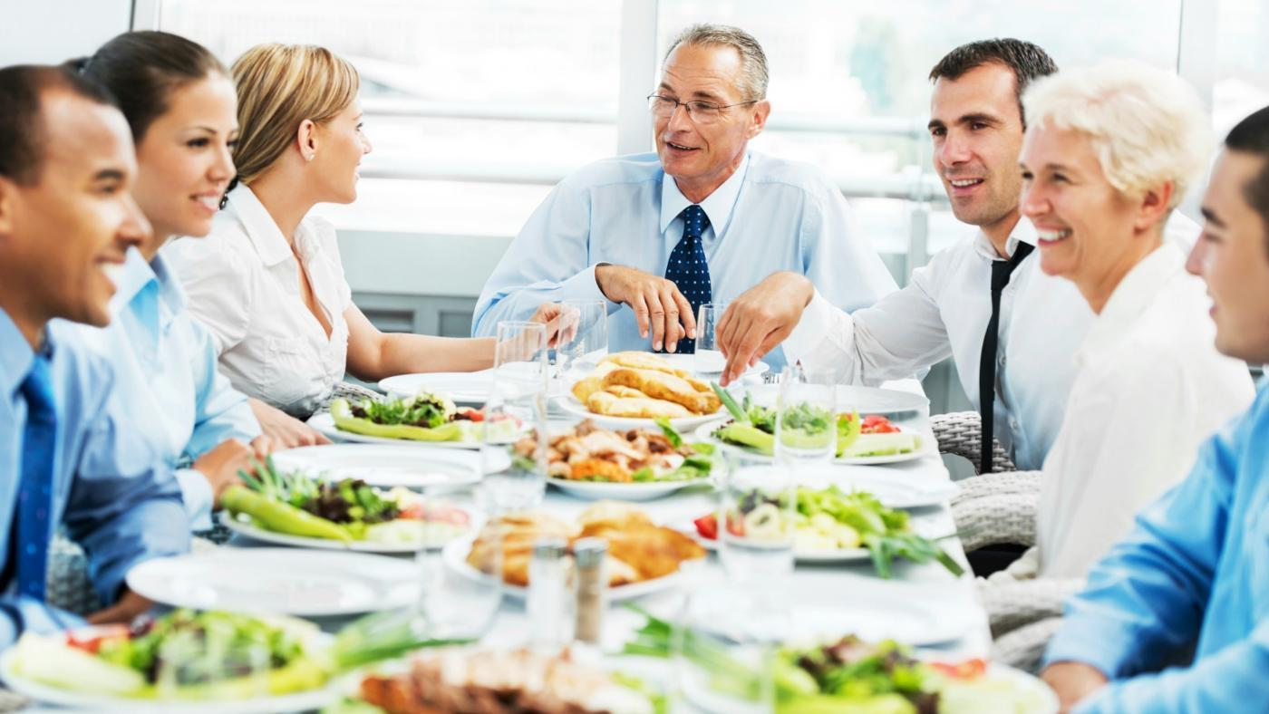 Planning and Surviving a Business Lunch by cellarbrations.com.au