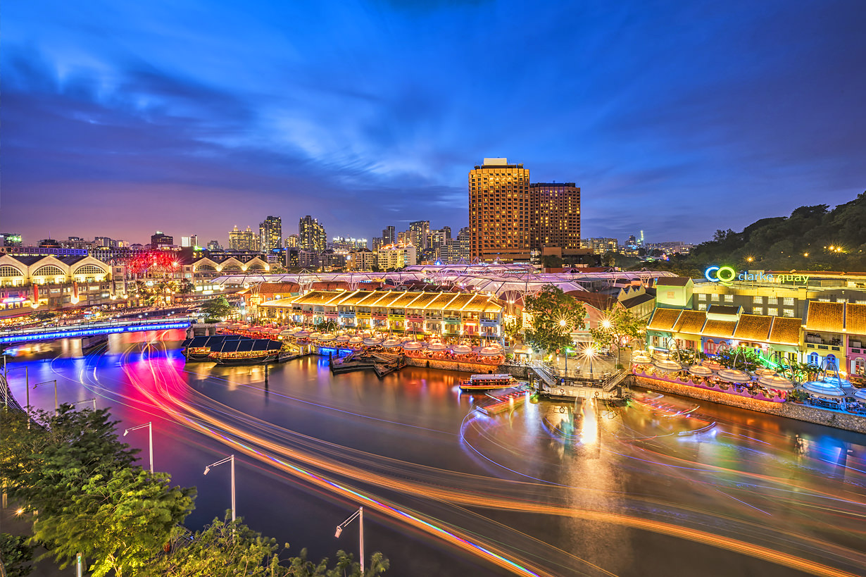 Must-see Places With Singapore Packages