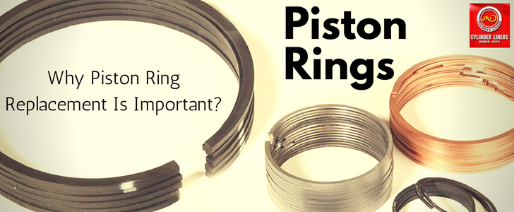 Why It Is Important To Replace Piston Rings?