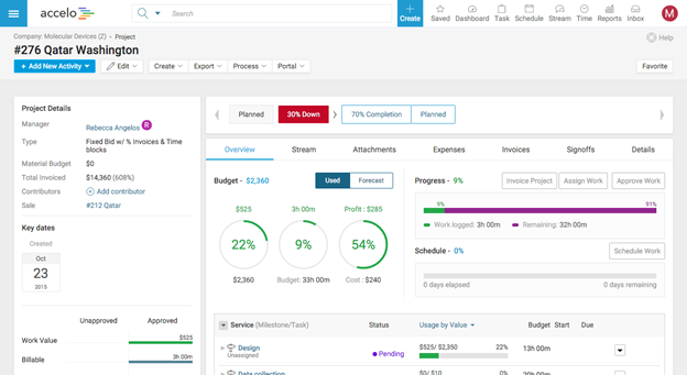 5 Consulting CRM Products for Unrivalled Coordination of Efforts and Resources