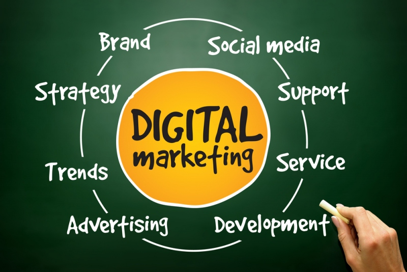 5 Advantages Of Hiring A Digital Marketing Agency