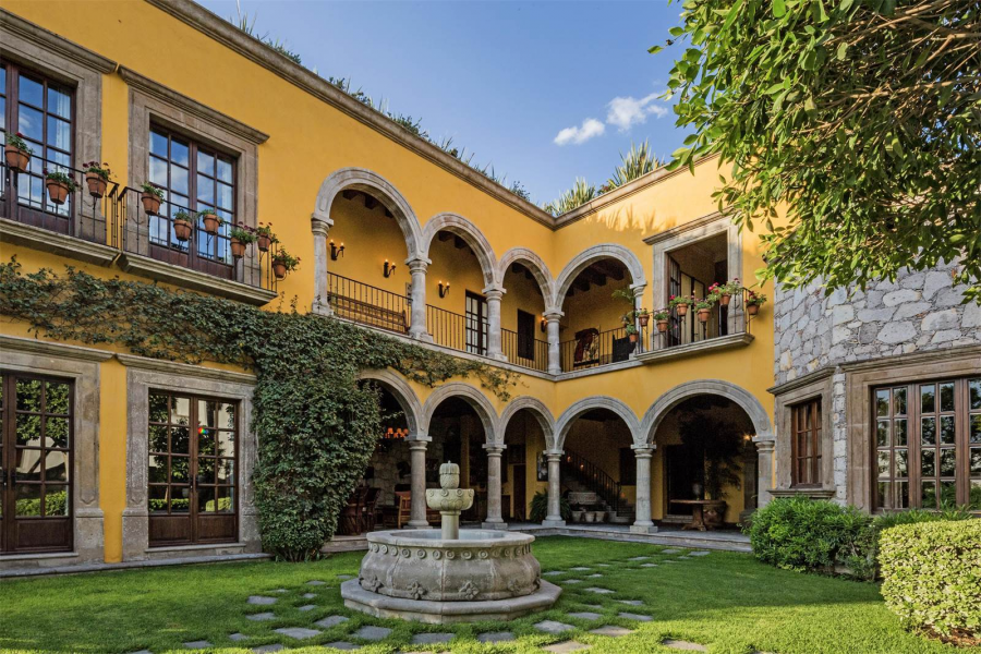 Must-have Rooms In Real Estate San Miguel de Allende