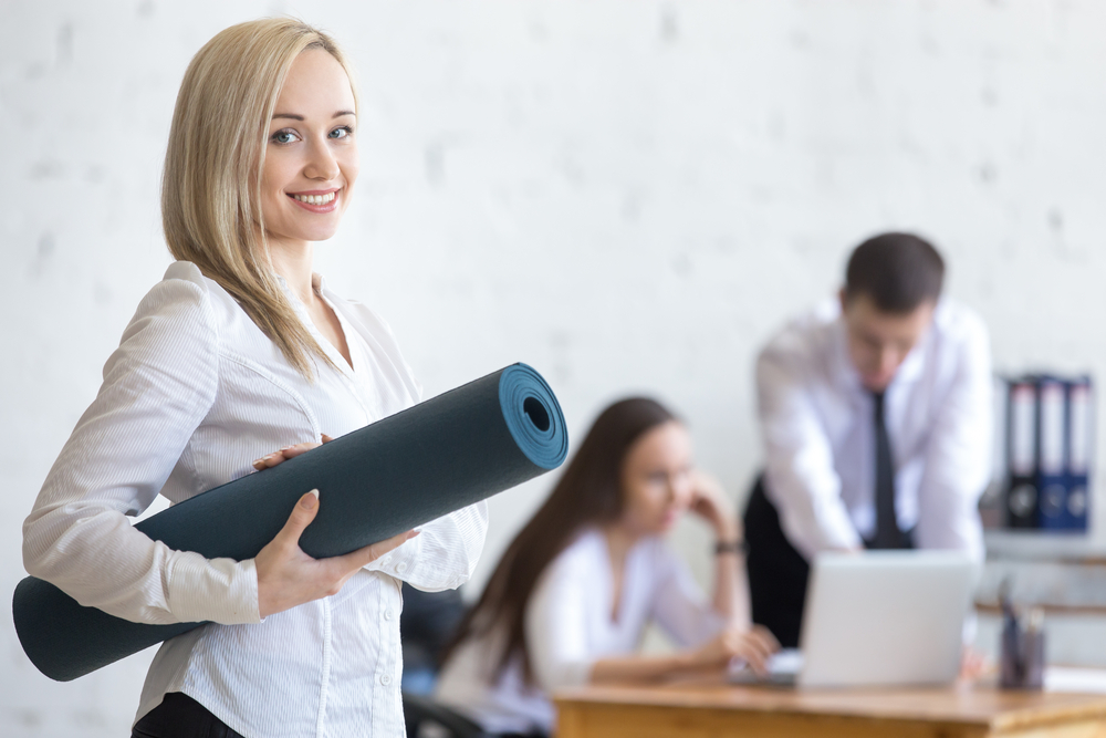 5 Reasons To Use Yoga In The Workplace