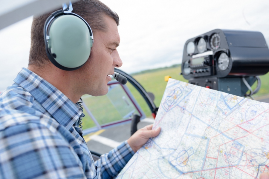 A Brief On The Use Of Jeppesen Charts